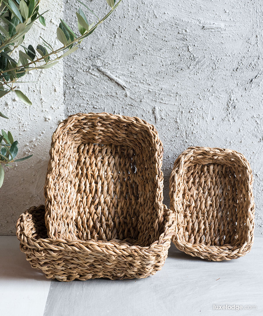 Cestini oggetti per la cucina cucina luxelodge for Oggetti decorativi per cucina